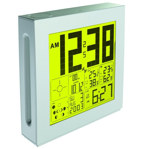 Buy Oregon Scientific PSL02A-Y Full Weather Station, Visual Large, Yellow