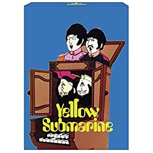 Beatles - Note Book Yellow Sub Hey Bulldog (in 7,4 cm x 10,5 cm)