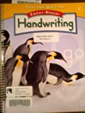 img - for Zaner Bloser Handwriting Grade K - Teacher Edition book / textbook / text book