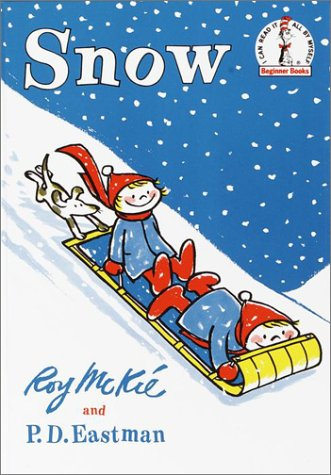 Snow (I Can Read It All By Myself) - P.D. Eastman