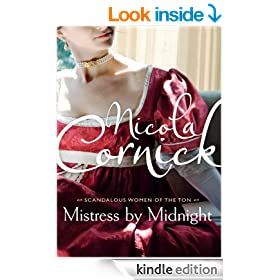 Mistress by Midnight (Scandalous Women of the Ton - Book 3)