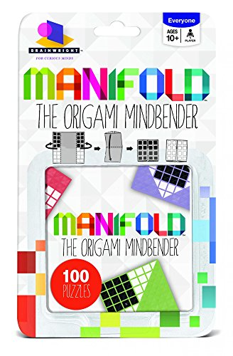 Brainwright Manifold, The Origami Mind Bender Puzzle (Mind Teaser Games compare prices)