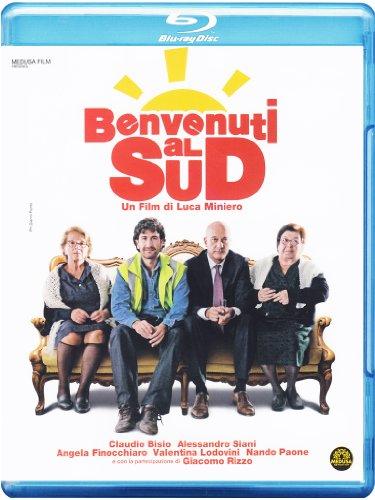 Benvenuti al Sud [Italia] [Blu-ray]