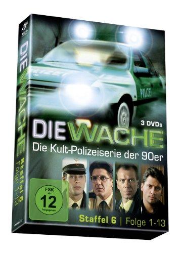 Die Wache - Staffel 6, Folgen 1-13 [3 DVDs]