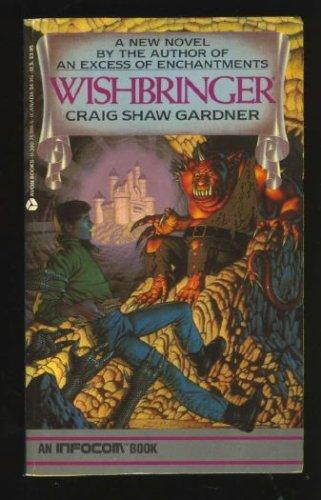 Wishbringer (Infocom, No 2), Craig Shaw Gardner