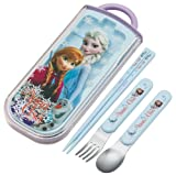 Disney Frozen Chopsticks, Spoon, Fork Set Tcs1a
