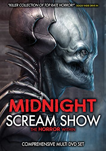 VACIO - Midnight Scream Show: Horror Within (DVD)