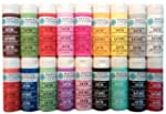 Martha Stewart Crafts Satin Paints 18...