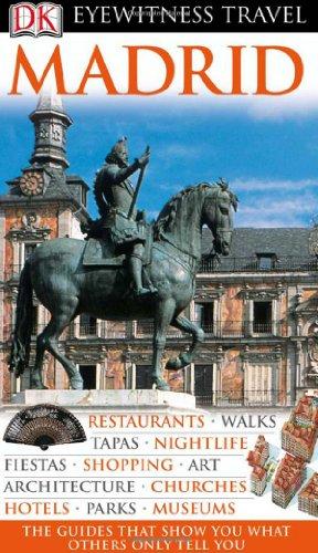 Madrid (Eyewitness Travel Guides)