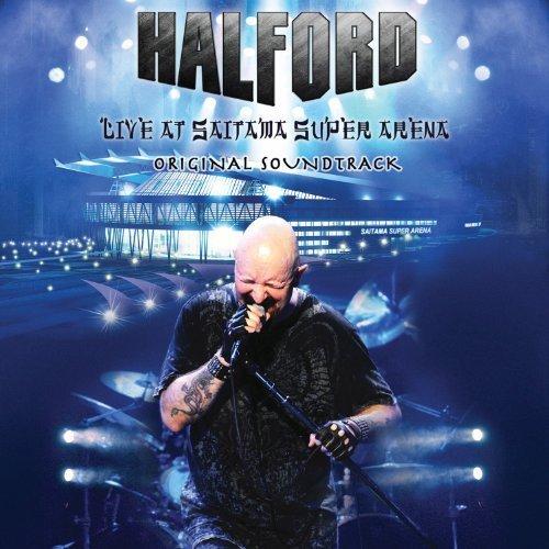 Live at Saitama Super Arena-Original Soundtrack by Halford (2011) Audio CD