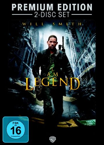 I Am Legend (Premium Edition) [2 DVDs]
