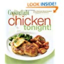 Cooking Light Chicken Tonight!: Great Weeknight Meals Designed for Speed and Convenience