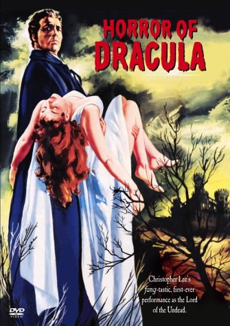 Horror of Dracula [1958] [DVD]