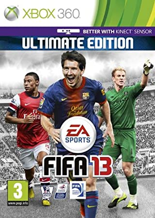 FIFA 13 - Ultimate Edition (Xbox 360)
