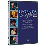 Legends: Live at Montreux 1997by Eric Clapton