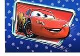 Disney Pixar Cars Lightning McQueen Holiday card set -Blue