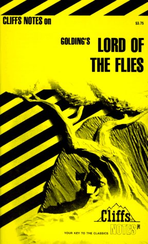 Cliffsnotes Lord of the Flies (Cliffs Notes)