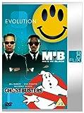 Ghostbusters/Men In Black/Evolution [DVD]
