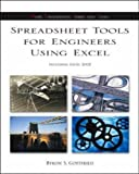 img - for Spreadsheet Tools for Engineers Using Excel: Including Excel 2002 (Mcgraw-Hill's Best--Basic Engineering Series and Tools) book / textbook / text book