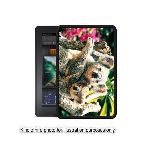 Koalas Koala Bear Photo Kindle Fire Black Case Cover Skin