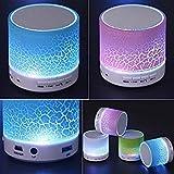 MUSIC Portable Wireless Bluetooth Led Speaker/Fm Radio - Car Audio Speaker /Mp3 Player / Aux Port /3.5Mm Audio...