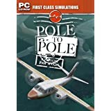 Pole to Pole Add-On for FS 2004/FSX (PC CD)by First Class Simulations