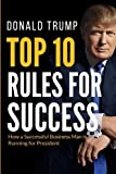 img - for Donald Trump Top 10 Rules for Success book / textbook / text book
