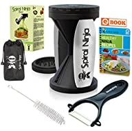 Spiral Ninja Vegetable Spiralizer Bun…