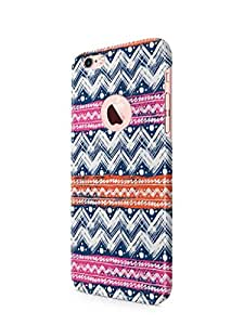 Cover Affair Colourful Patterns Printed Back Cover Case for Apple iPhone 6S