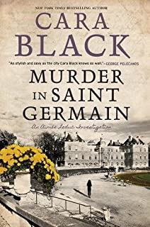 Book Cover: Murder in Saint-Germain