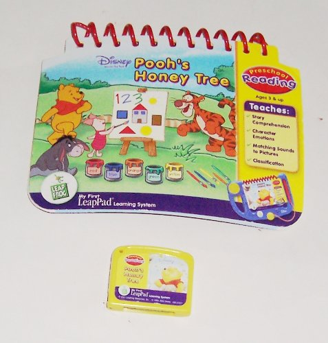 "Leap Frog My First LeapPad ""Pooh's Honey Tree"" - 1"