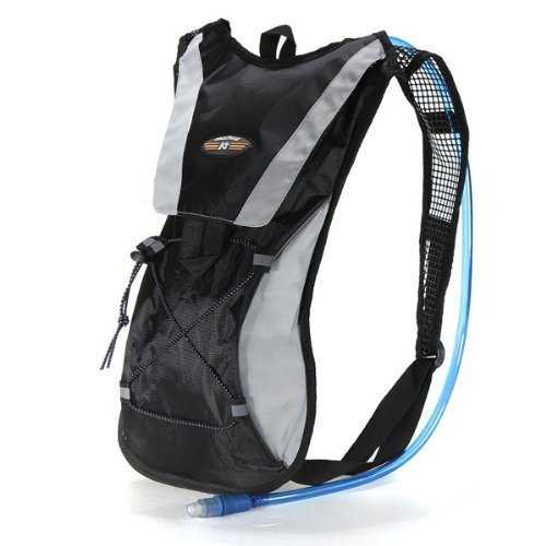 Hydration Pack Water Rucksack Backpack Bladder Bag Cycling