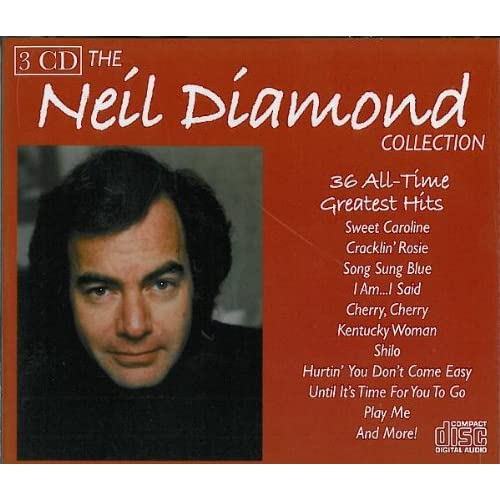 Amazon.com: Neil Diamond: Neil Diamond - 36 All Time Greatest Hits