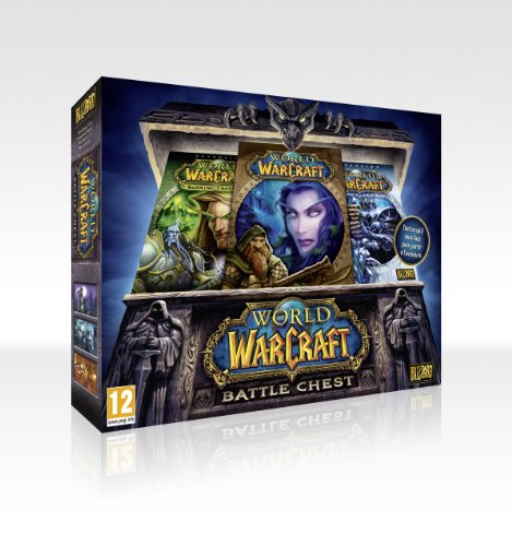 World of warcraft : Battlechest (nouvelle édition)
