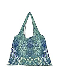 Snoogg High Strength Reusable Shopping Bag Fashion Style Grocery Tote Bag Jhola Bag - B01B970GJC