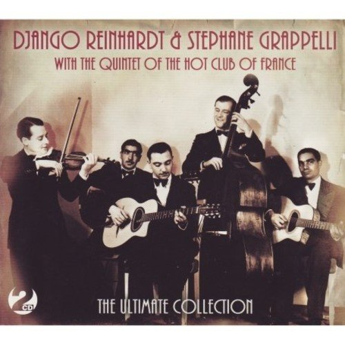 Brief Jazz History and Django Reinhardt