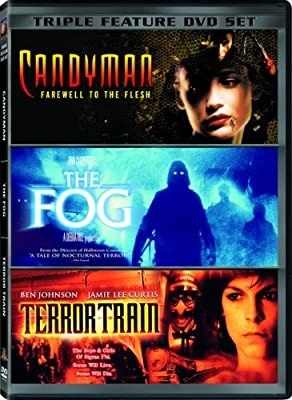 Revenge Is Sweet Triple Feature (Candyman: Farewell to the Flesh / The Fog / Terror Train)