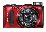 FUJIFILM デジタルカメラ FinePix F600EXR レッド 1600万画素 広角24mm光学15倍 F FX-F600EXR R