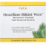 GiGi Brazilian Wax Microwave Formula Hair Removal System Hair Removal Wax