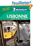 Le Guide Vert Week-end Lisbonne Michelin