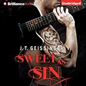 Sweet as Sin: Bad Habit, Book 1 | J. T. Geissinger