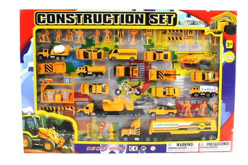 Toy Building Set For Boys : Construction toys for boys kids backyard