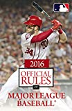 img - for 2016 Official Rules of Major League Baseball book / textbook / text book
