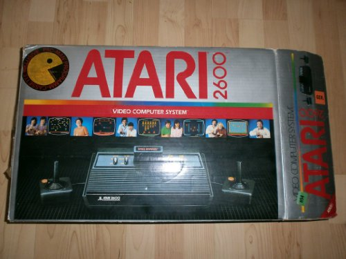 Atari 2600 - Video Game Console