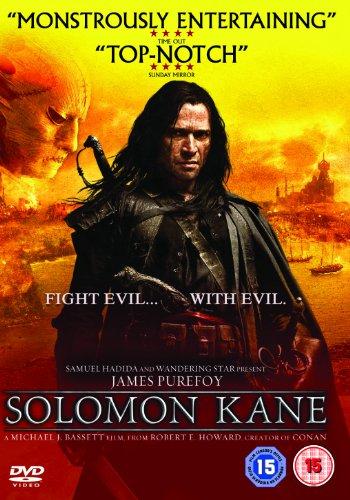 Solomon Kane [DVD] (2009)