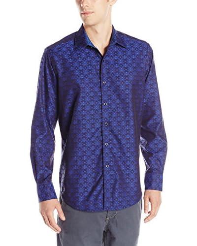 Robert Graham Men's O'Donnell Long Sleeve Shirt