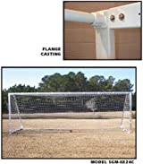 Pevo Sports Castlite Club Series Soccer Goals (Call 1-800-234-2775 to order)