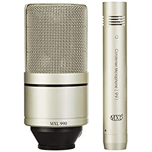 Mxl 990xl condenser microphone price tracking for Yamaha mxl 32af