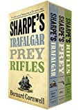 Sharpe 3-Book Collection 3: Sharpe's Trafalgar, Sharpe's Prey, Sharpe's Rifles (Sharpe Series)