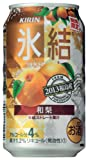 【2013年11月5日限定発売】キリン氷結 和梨 350ml 24本(1ケース)